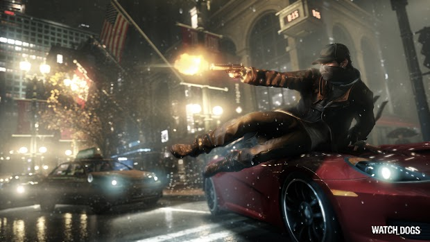 8 million copies of Watch Dogs shipped so far