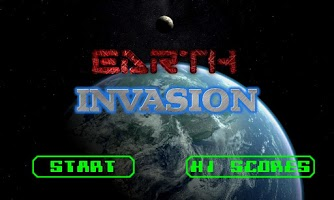 Screenshot of Earth Invasion