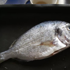 Roasted Fish (Eg: Sea Bream)