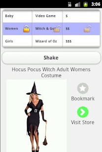 Costumes for Halloween - screenshot