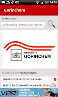 Screenshot of Gorinchem