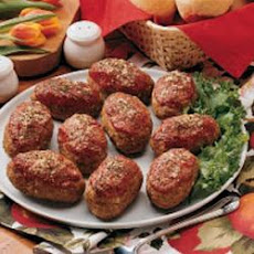 Italian Meat Loaves