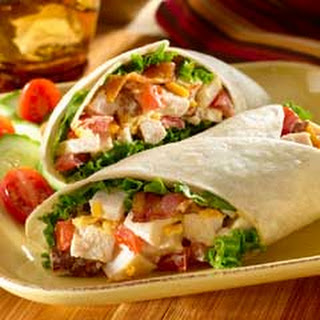 Turkey Cheddar Wrap Recipes