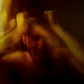 Depression by Zalena El-Homsi - People Portraits of Men ( depression, man, portrait, emotion, Emotion, human, people,  )