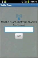 Screenshot of Mobile Chase-GPS Tracker