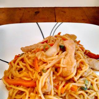 Low Fat Asian Noodles Recipes