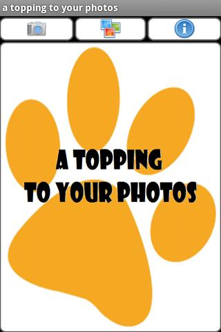 a topping to your photos