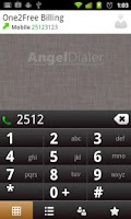 Screenshot of Angel Dialer (Free)