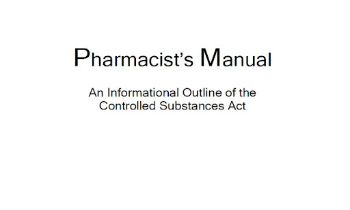 Pharmacist's Manual