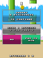 Screenshot of HodappyBird