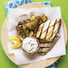 Grilled Fish and