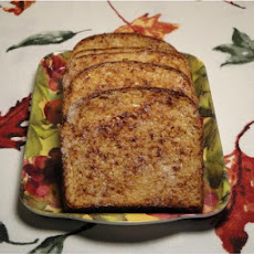 Broiled Cinnamon Toast