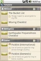 Screenshot of Checkmark To Do | Task List