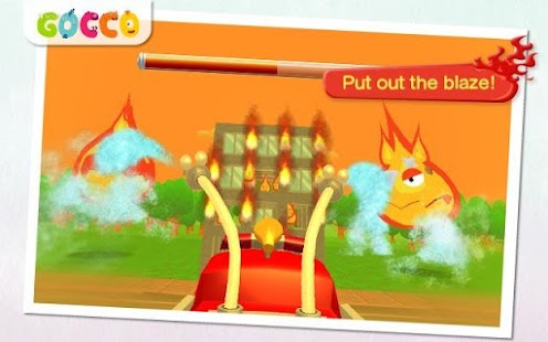 Download Gocco Fire Truck Lite APK to PC