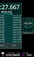 Screenshot of Micro Stopwatch