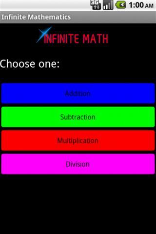 Infinite Mathematics