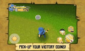 Screenshot of Ninja Wizard