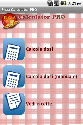 Pizza Calculator