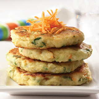 Parsley Potato Pancake Recipes