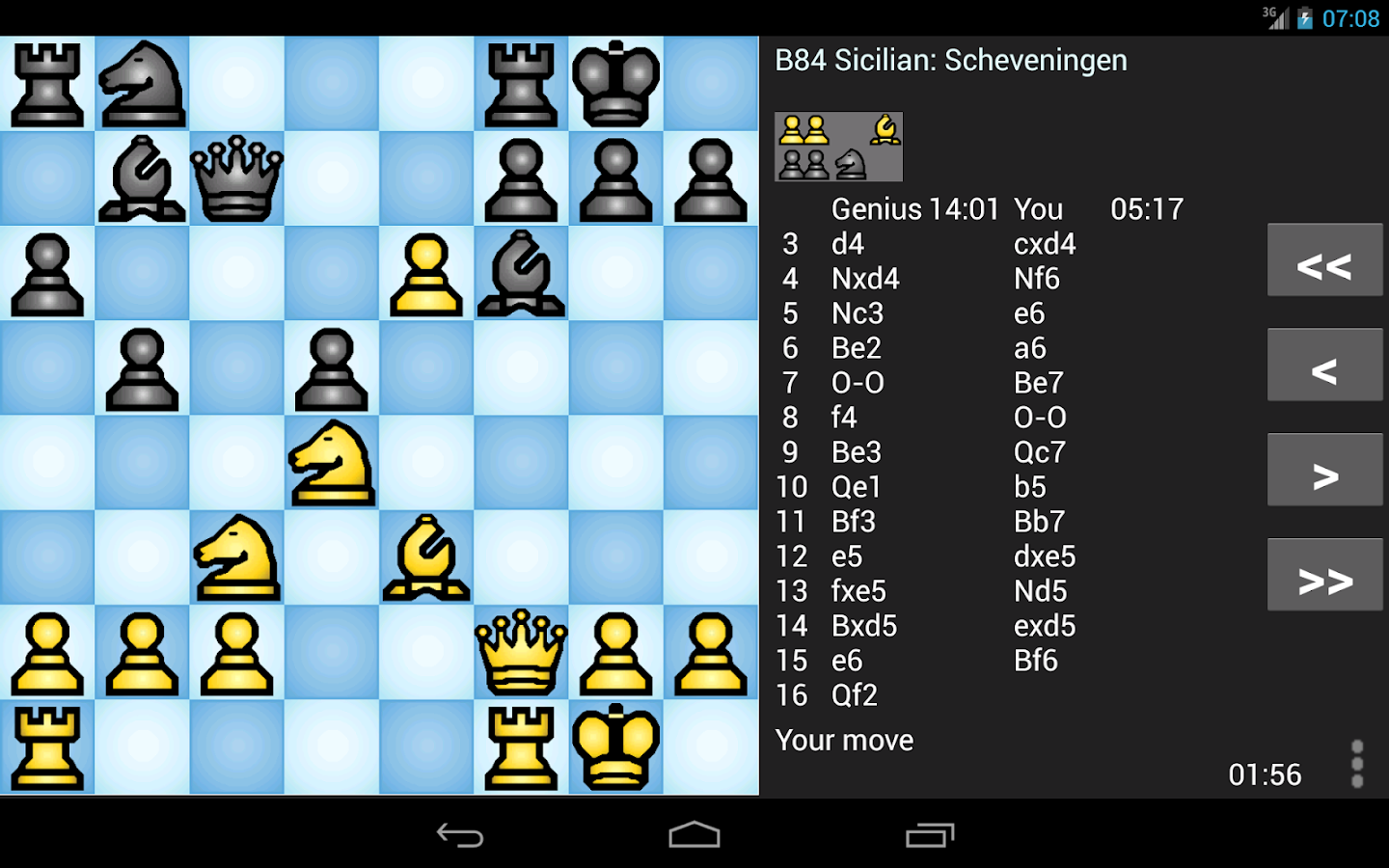 Chess Genius Screenshot 3