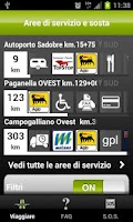 Screenshot of A22 Travel Assistant