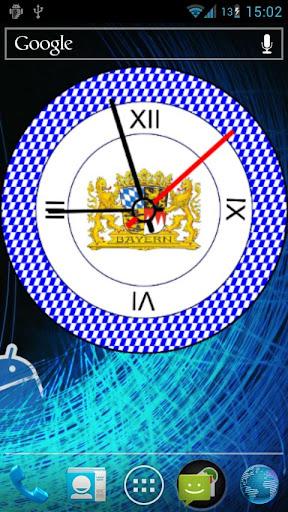 玩娛樂App|拜仁時鐘部件免費|APP試玩