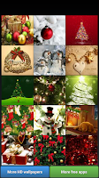 Screenshot of Merry Christmas HD Wallpapers