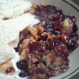 Blueberry Pie Filling With Cake Mix Recipes