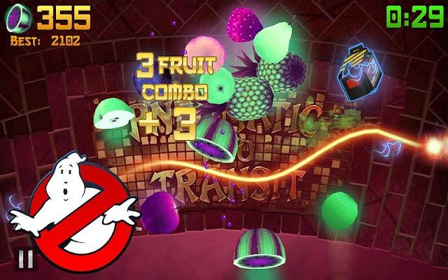 Fruit Ninja - screenshot