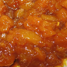 Pepper Papaya Pineapple Chutney