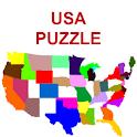 USA Puzzle icon