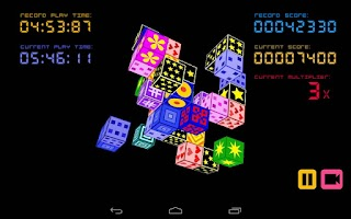 Screenshot of Cubistry