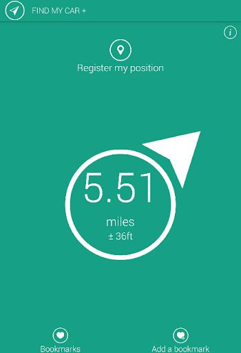 Find My Car + LabOfApp - screenshot
