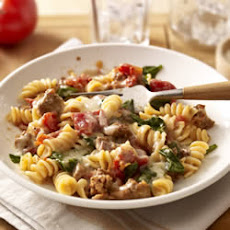 Kraft Natural® Tomato and Spinach Pasta Toss