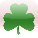 Irish Shamrock Live Wallpaper icon