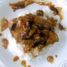 Pecan Dijon Chicken