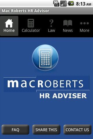 MacRoberts HR Adviser