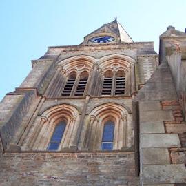 Church Building  by Renette van der Merwe - Buildings & Architecture Architectural Detail