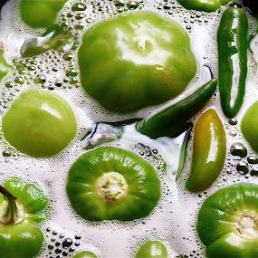 HOT GREEN TOMATOES by Jose Mata - Uncategorized All Uncategorized