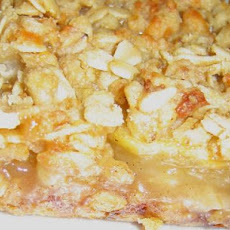 Josephine's Apple and Cheese Bars