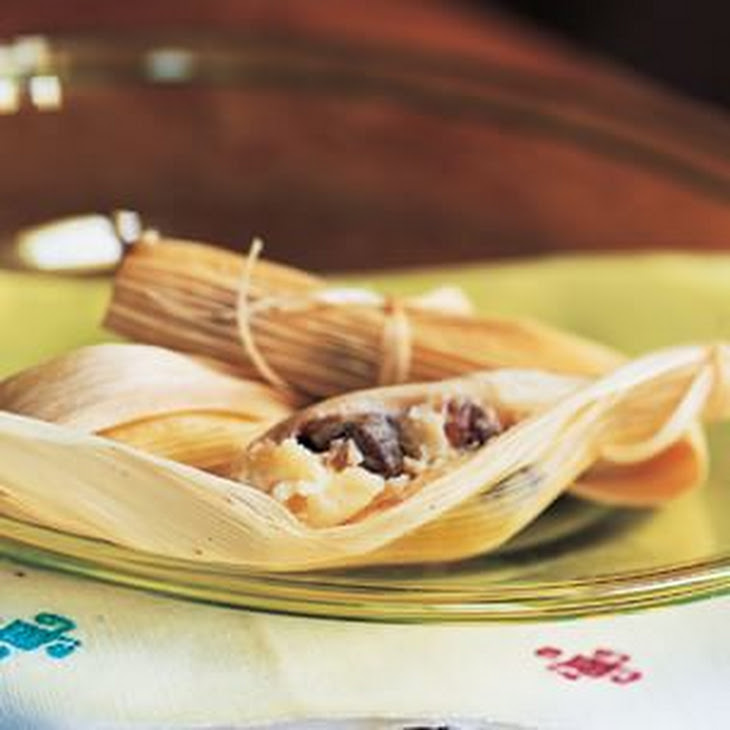 Sweet Canary Yellow Tamales (Tamales Canarios)