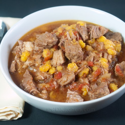Mexican-Style Pork Stew