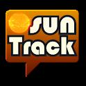 sunTrack Widget icon
