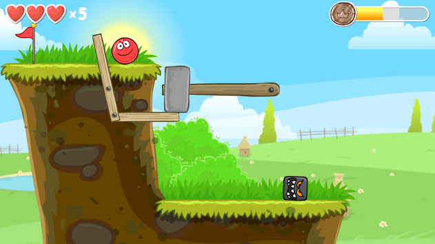 Red Ball 4 APK screenshot thumbnail 8
