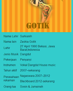 Dangdut Gotik (Goyang Itik) - screenshot