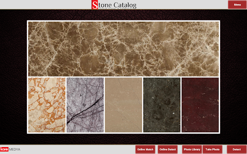 Turkish Natural Stones - screenshot