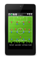 Screenshot of TMT Free: Soccer Coach
