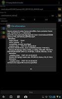 Screenshot of FFmpeg Media Encoder