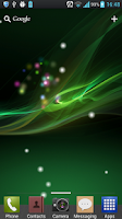 Screenshot of Xperia 2013 Live Wallpaper