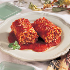 Hearty Lasagna Rolls